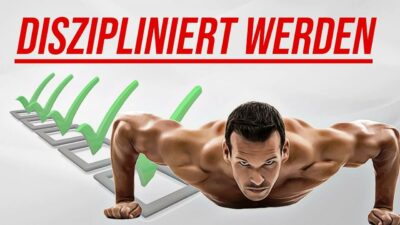 Disziplin lernen mit Dominik Bärenthaler